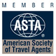 ASTA Americal Society of Travel Agents