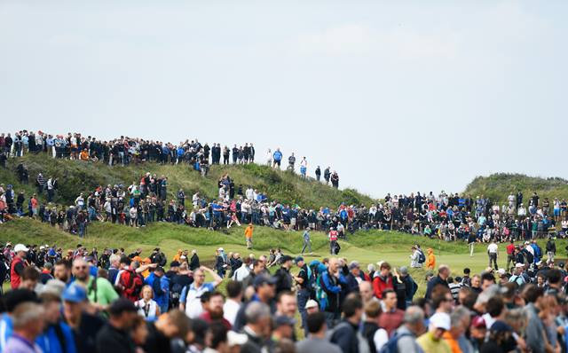 Spectator Tickets to The Open at Royal Portrush